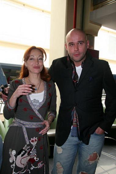 Максим Аверин и Виктория Тарасова